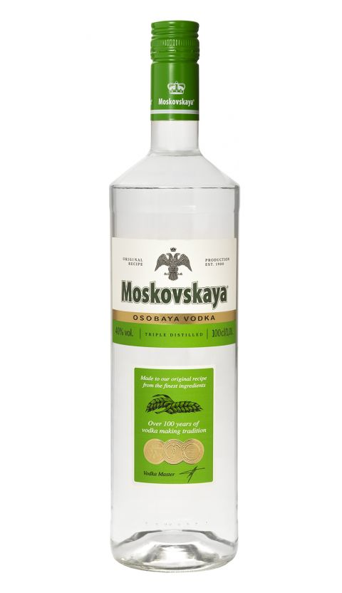 MOSKOVSKAYA® OSOBAYA - 1.0 L : MOSKOVSKAYA® OSOBAYA