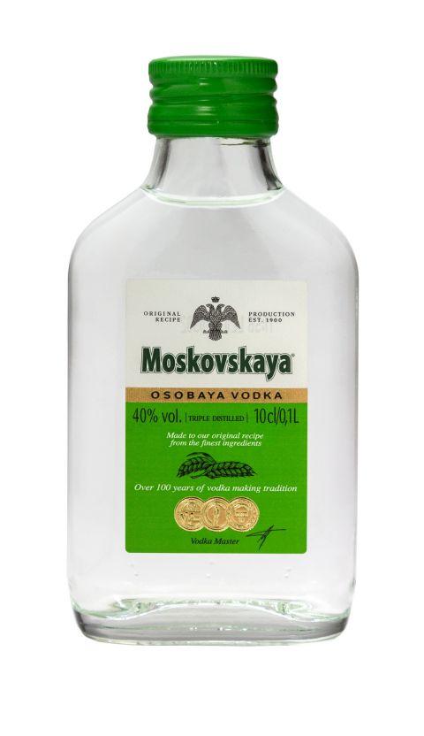 MOSKOVSKAYA® OSOBAYA - 0.1 L : MOSKOVSKAYA® OSOBAYA