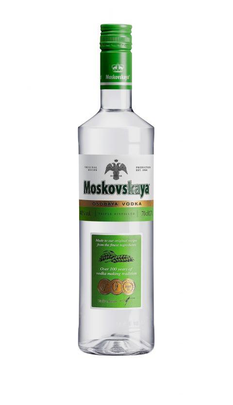 MOSKOVSKAYA® OSOBAYA - 0.7 L : MOSKOVSKAYA® OSOBAYA
