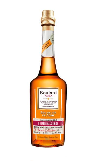 CALVADOS BOULARD VSOP Bourbon Cask Finish