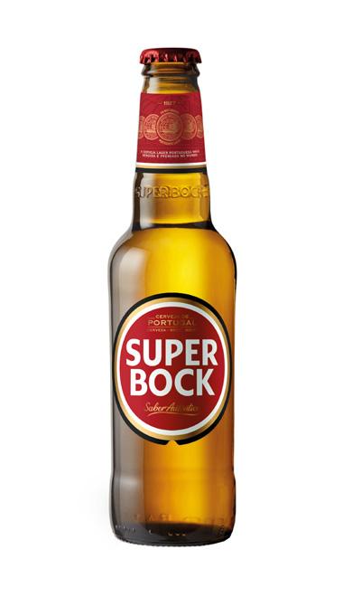 SUPER BOCK - 330ml : SUPER BOCK