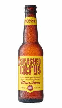 SMASHED Citrus Lager