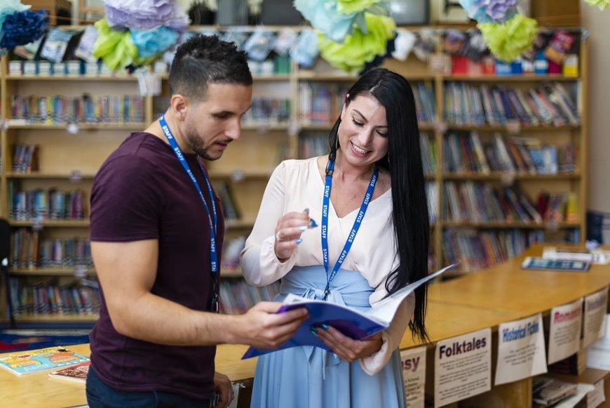 Teachers meeting book