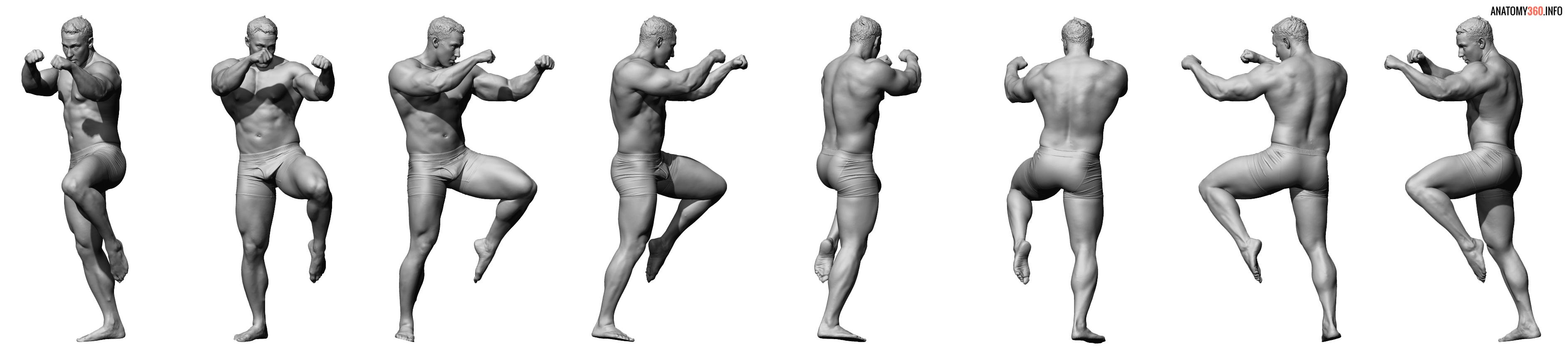 16_Kick Boxer_Grey