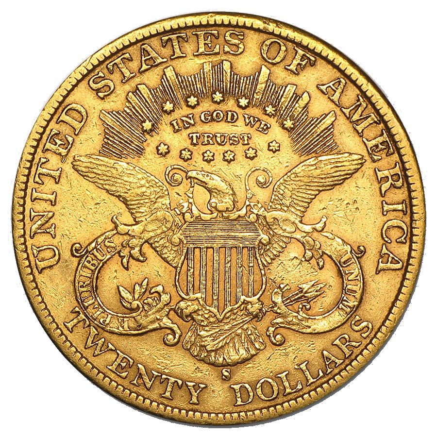 20 US Dollar reverse