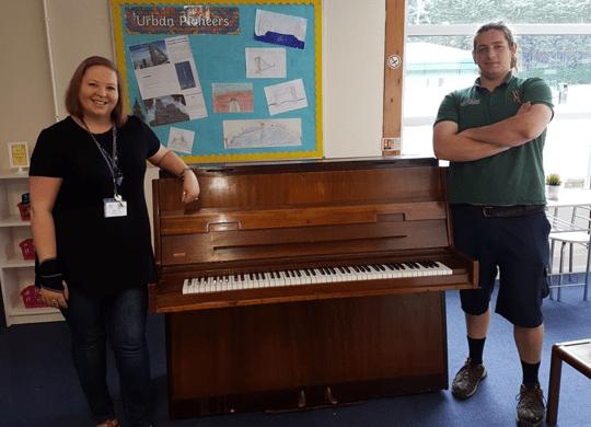 Piano moves across Europe