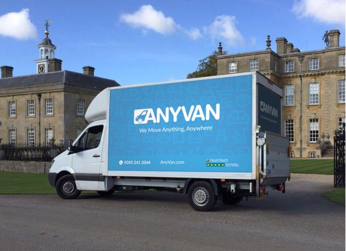 Man and a van Europe