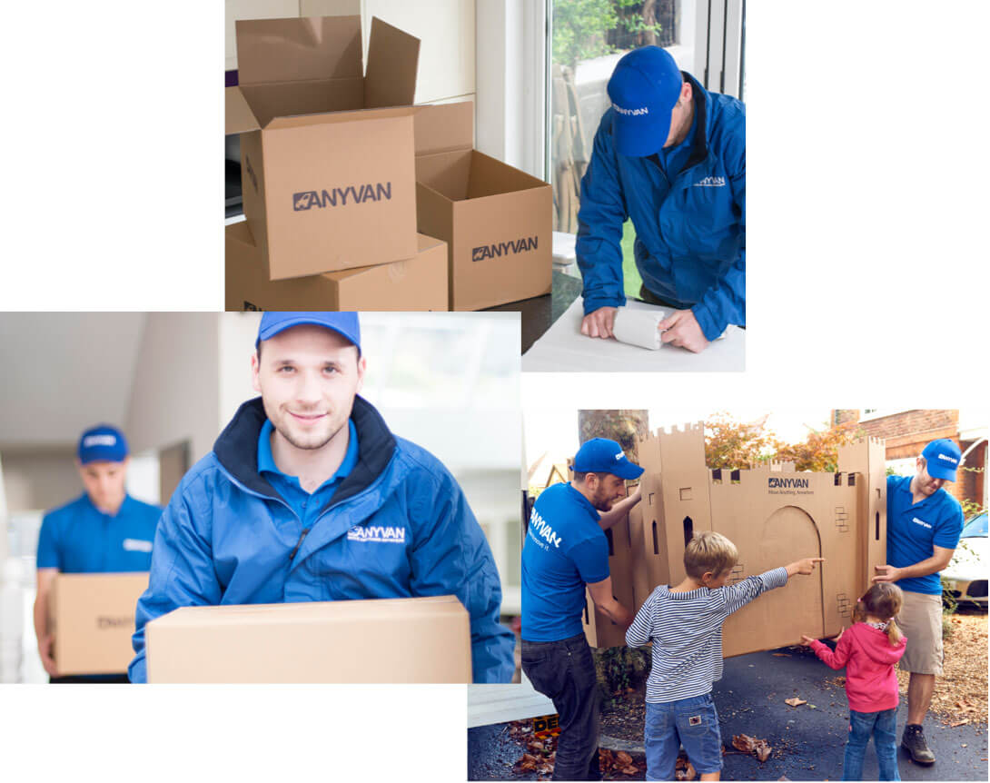 Small removals services