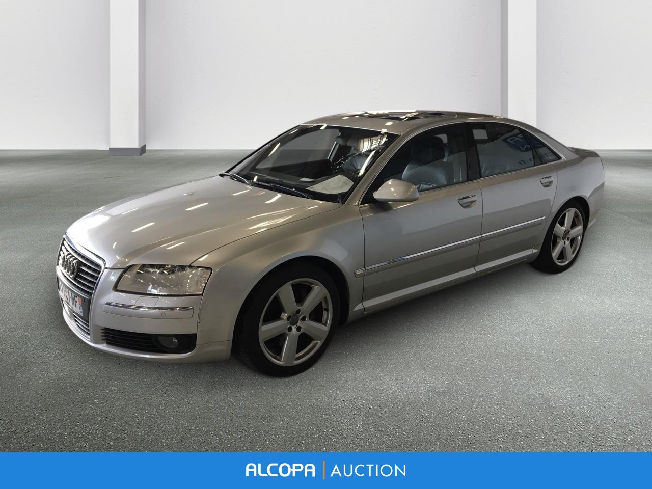 Kelebihan Audi A8 4.2 V8 Tangguh