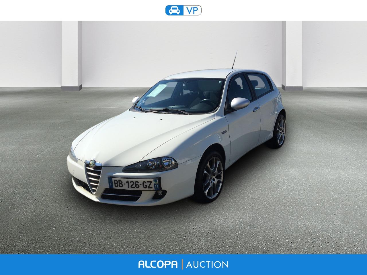Alfa Romeo 147 147 1 9 Jtdm 120 Centenario Alcopa Auction