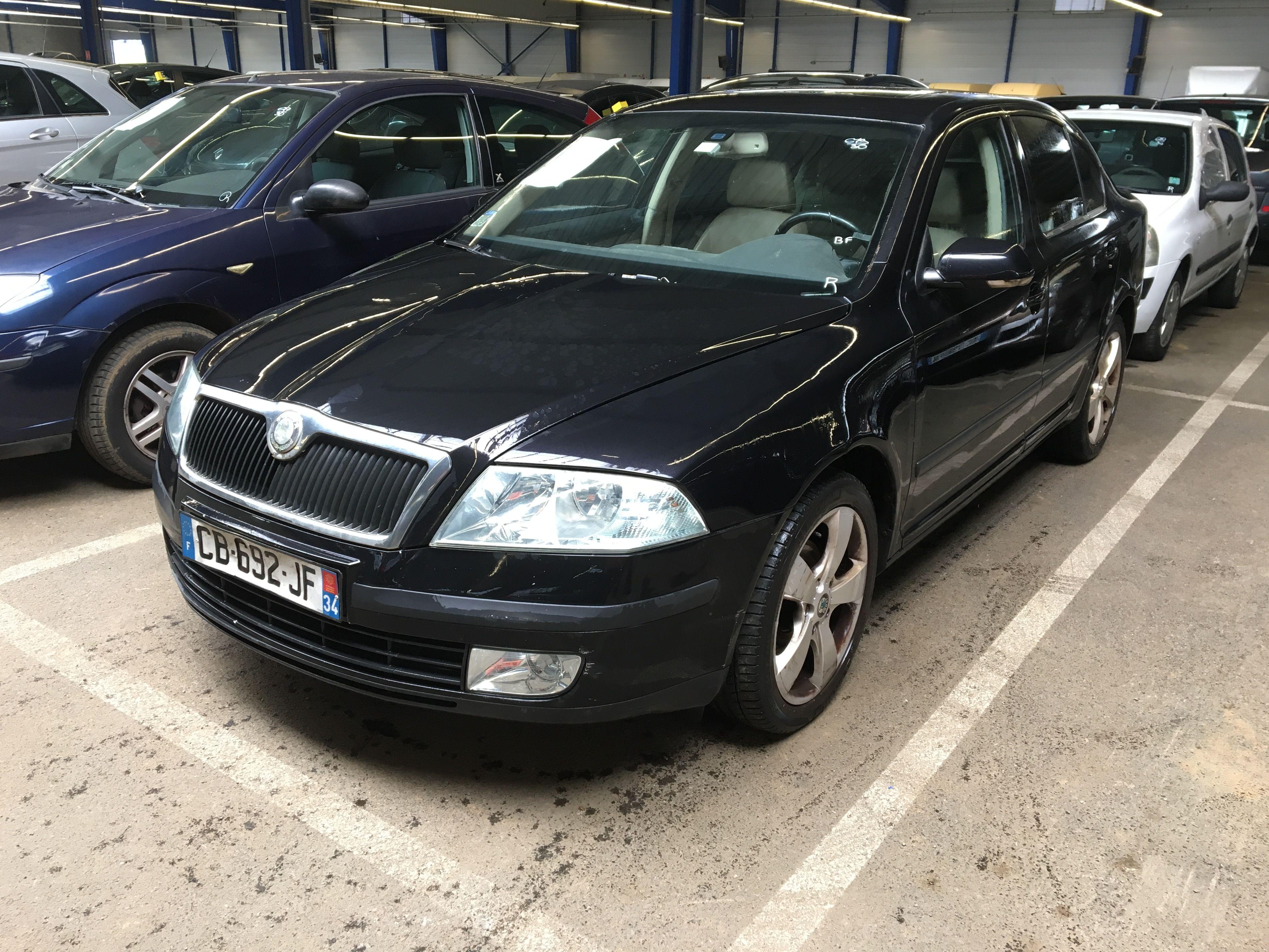 Skoda Octavia 06 2004 11 2008 Octavia 1 9 Tdi 105 S Alcopa Auction