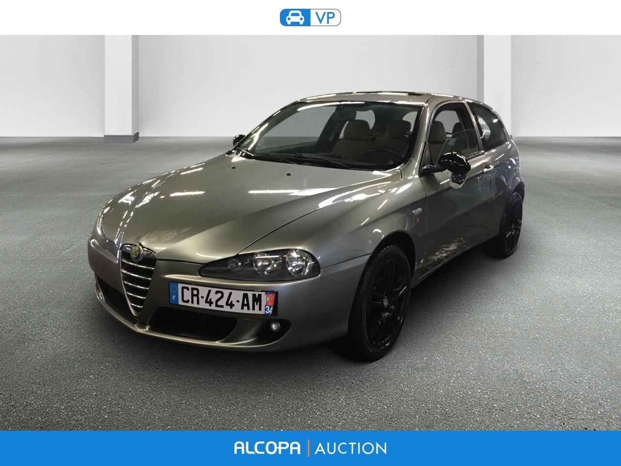 Alfa Romeo 147 09 2006 06 2010 147 1 9 Jtd M Jet 120 Design Ti Alcopa Auction