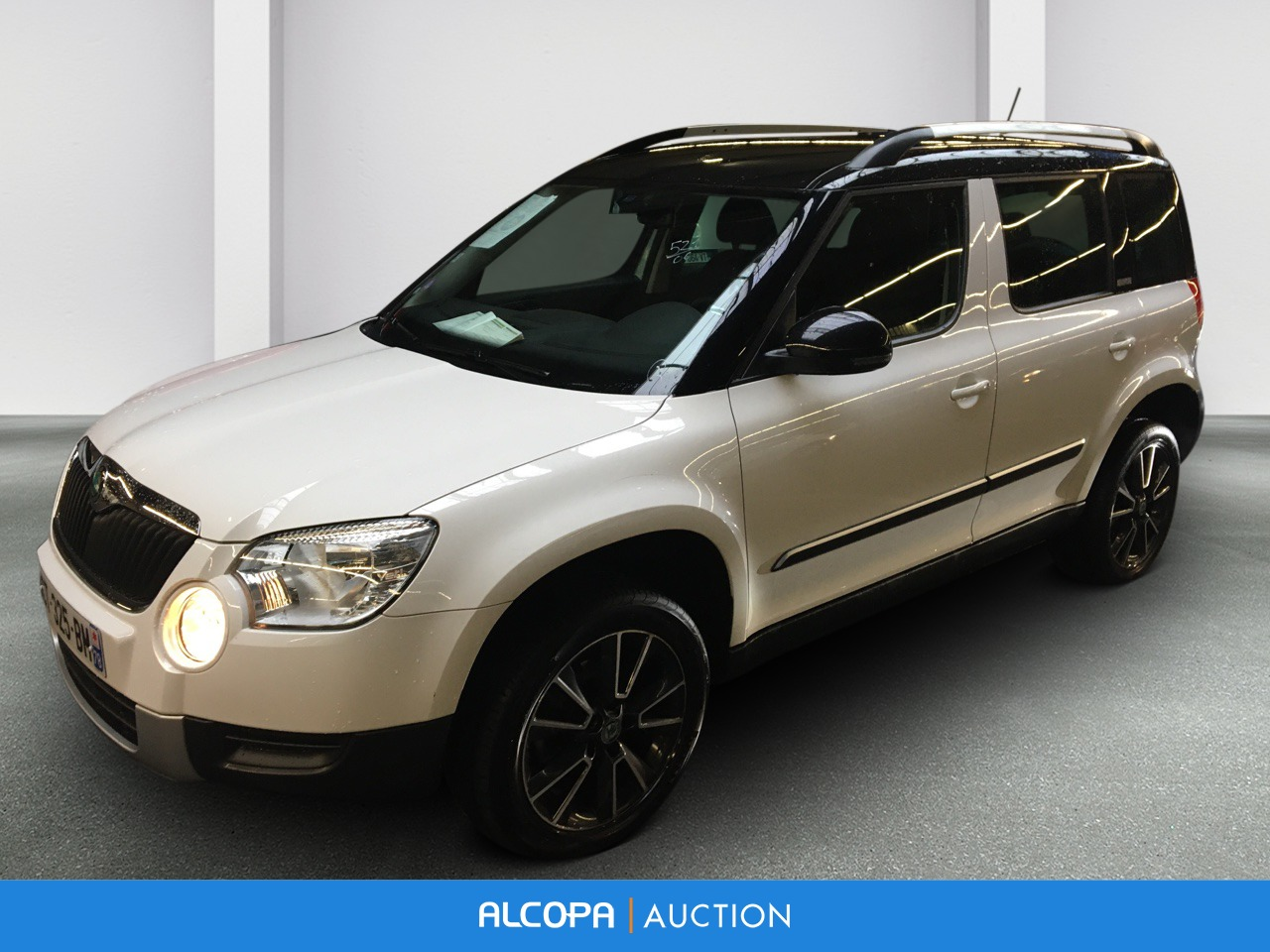 Skoda Yeti Yeti 1 2 Tsi 105 Adventure Alcopa Auction