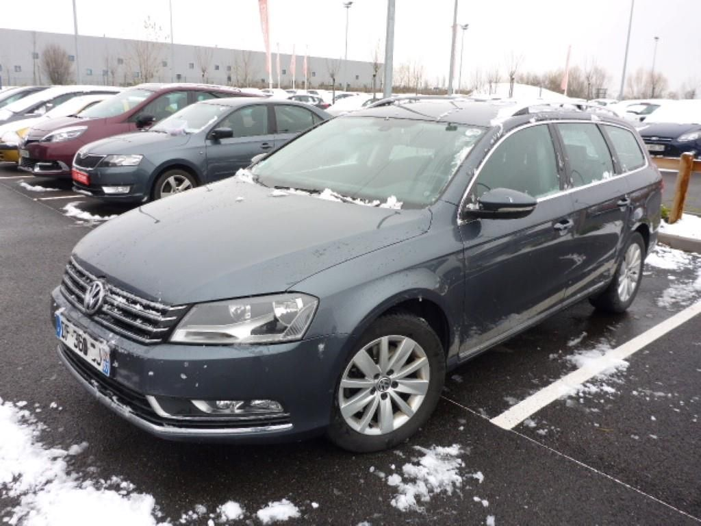 Volkswagen Passat Sw 09 2010 07 2014 Passat Sw 2 0 Tdi 140 Cr Fap Bluemotion Technology Confortline Alcopa Auction