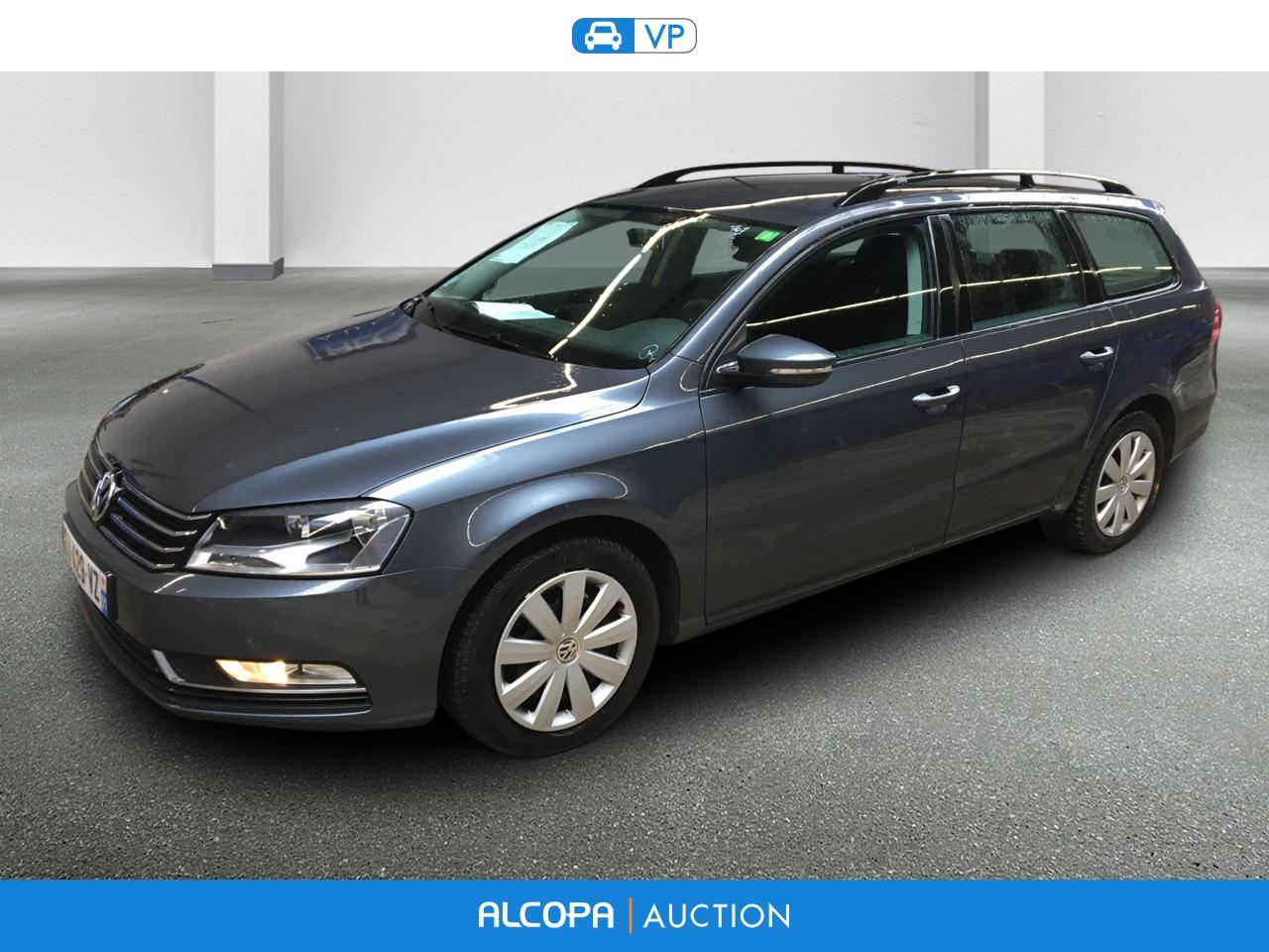 Volkswagen Passat Sw 09 2010 07 2014 Passat Sw 1 6 Tdi 105 Cr Fap Bluemotion Technology Trendline Alcopa Auction