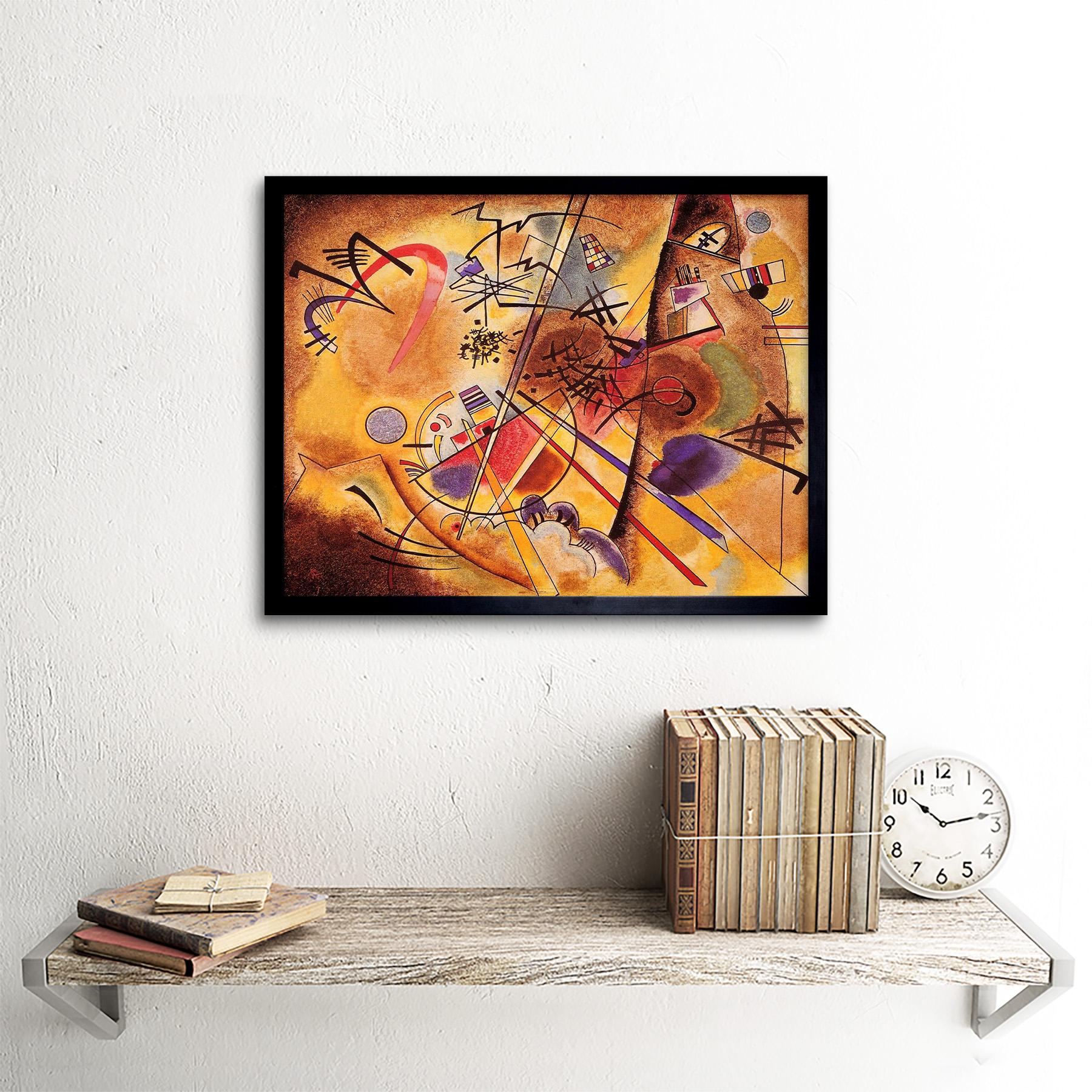 Painting Mucha Dreaming Framed Art Print 12x16 Inch