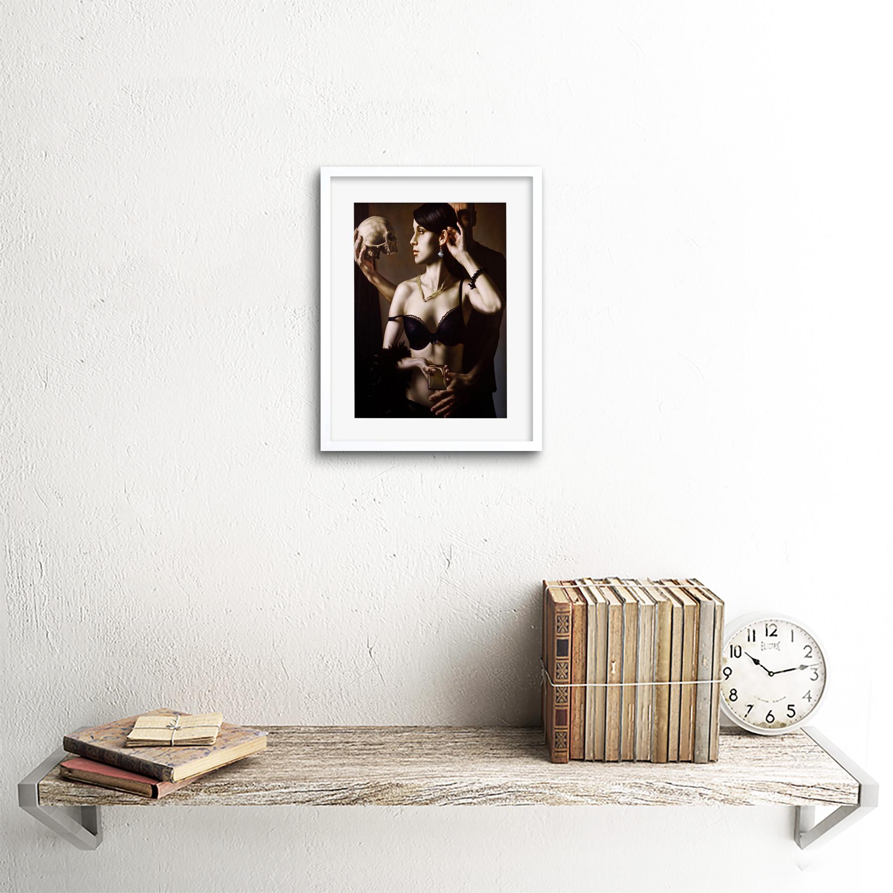 Painting-Balcar-Send-Me-To-The-Future-Framed-Art-Print-9x7-Inch 縮圖 18