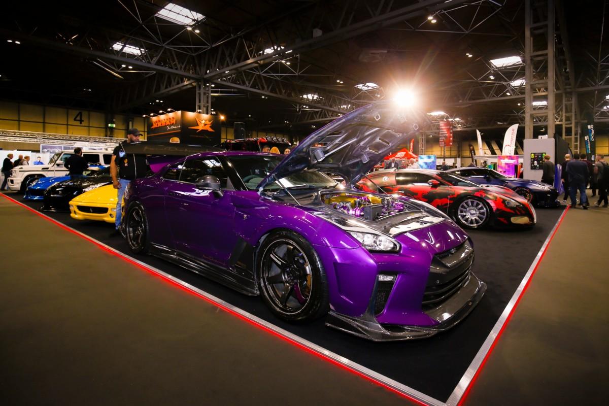Performance & Tuning Car Show   Autosport International