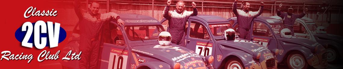 Classic 2cv Racing Club