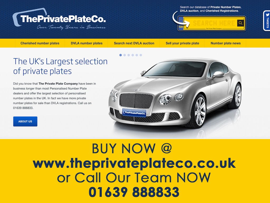 The Private Plate Company Company Autosport International