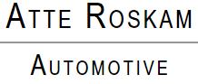 Atte Roskam Automotive Consultancy