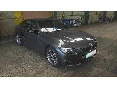 2014 BMW 4 SERIES 420d Sport