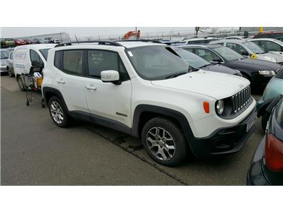 2016 JEEP RENEGADE Longitude MJet 120