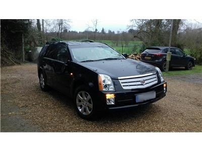 2006 CADILLAC SRX Sports Luxury