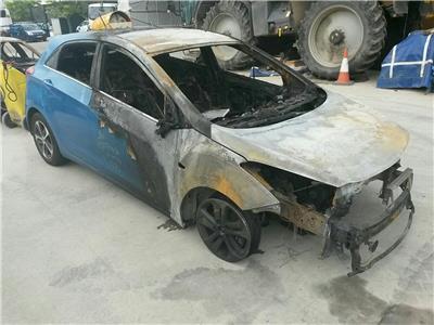 2016 HYUNDAI I30 SE Blue Drive
