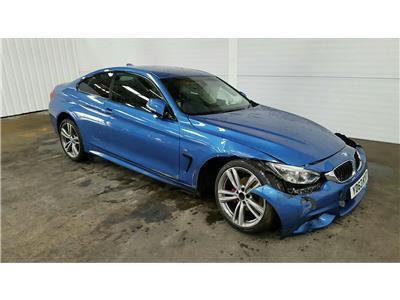 2013 BMW 4 SERIES 420d M Sport