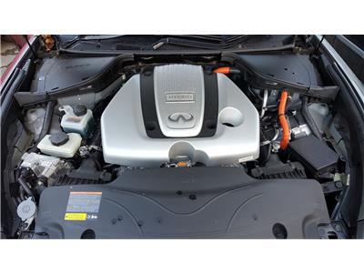 2016 INFINITI Q70 GT Premium Hybrid