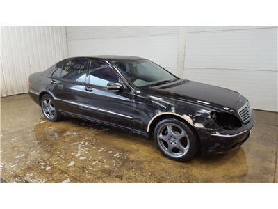 1999 MERCEDES-BENZ S CLASS S500L