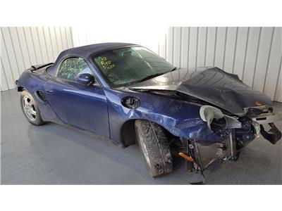 Porsche Boxster used parts, Porsche Boxster recycled parts