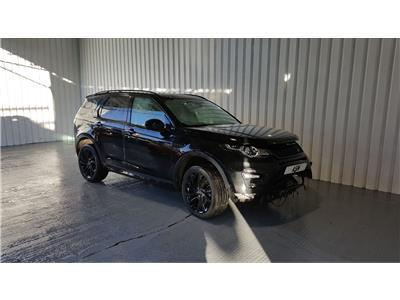 2017 LAND ROVER DISCOVERY HSE DynamicLUX TD4 180 4WD