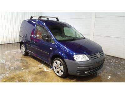 2005 VOLKSWAGEN CADDY TDi