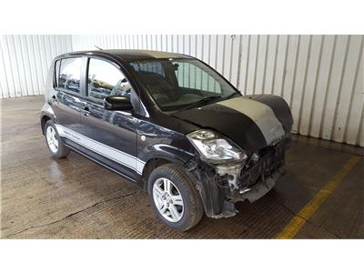 2010 SUBARU JUSTY Twin Cam