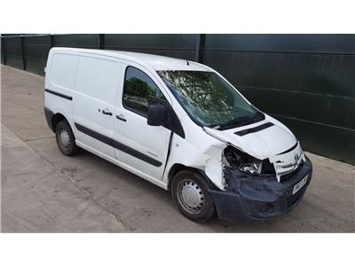 2007 CITROEN DISPATCH L1H1 1000Kg Level 1