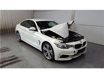 2015 BMW 4 SERIES 420d M Sport