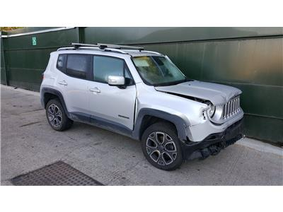 2018 JEEP RENEGADE Limited MJet 140 4WD