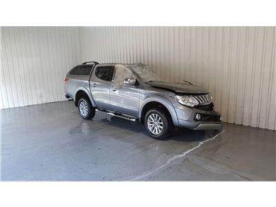 2016 MITSUBISHI L200 Warrior Double Cab