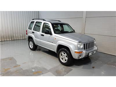 2002 JEEP CHEROKEE V6 Limited