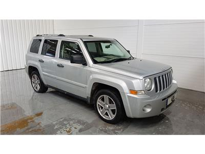 2007 JEEP PATRIOT Limited CRD