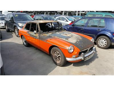 1972 MG B GT