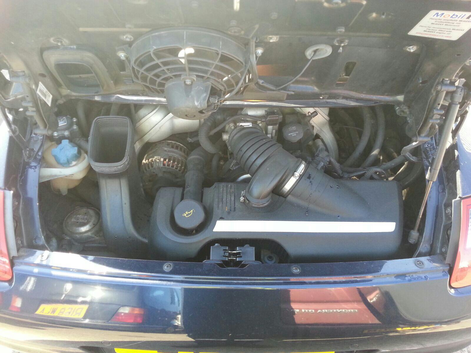 2006 Porsche 911 2004 To 2010 Carrera 4S 2 Door Cabriolet Petrol
