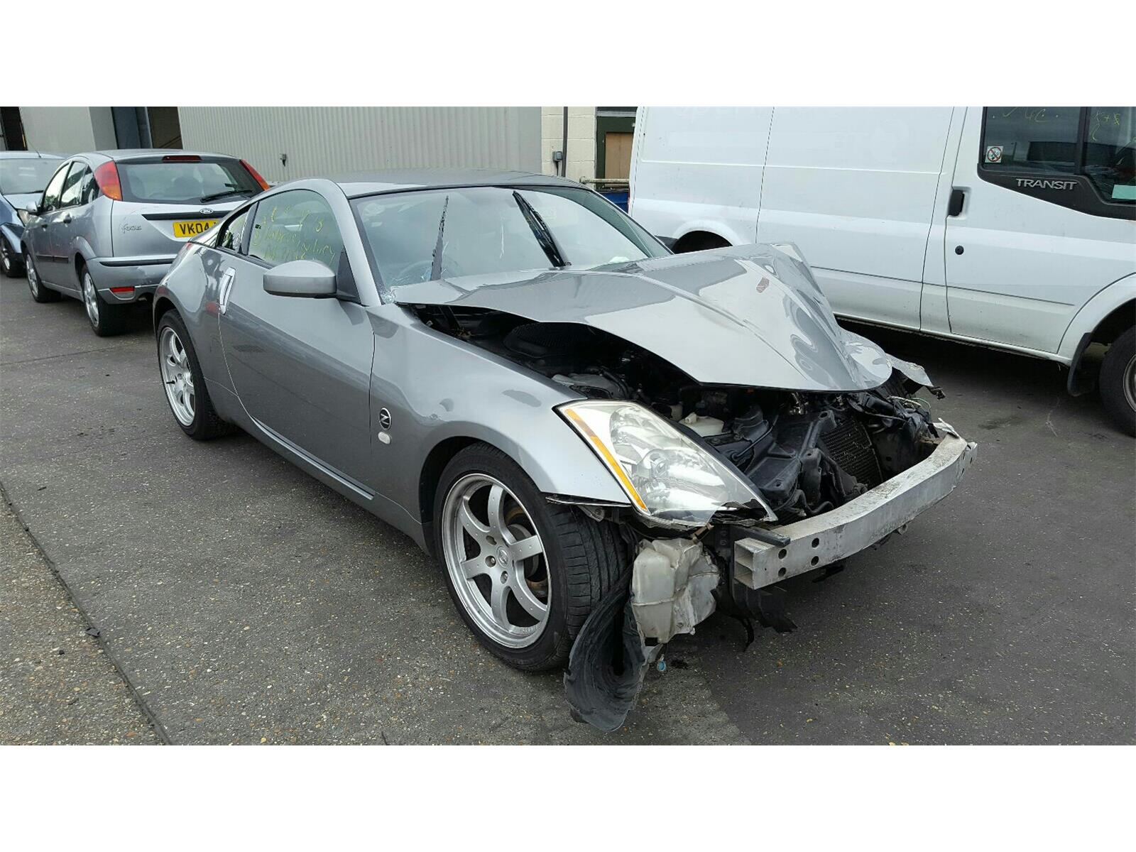 2002 Nissan 350Z 2003 To 2007 FAIRLADY Z 2 Door Coupe Petrol