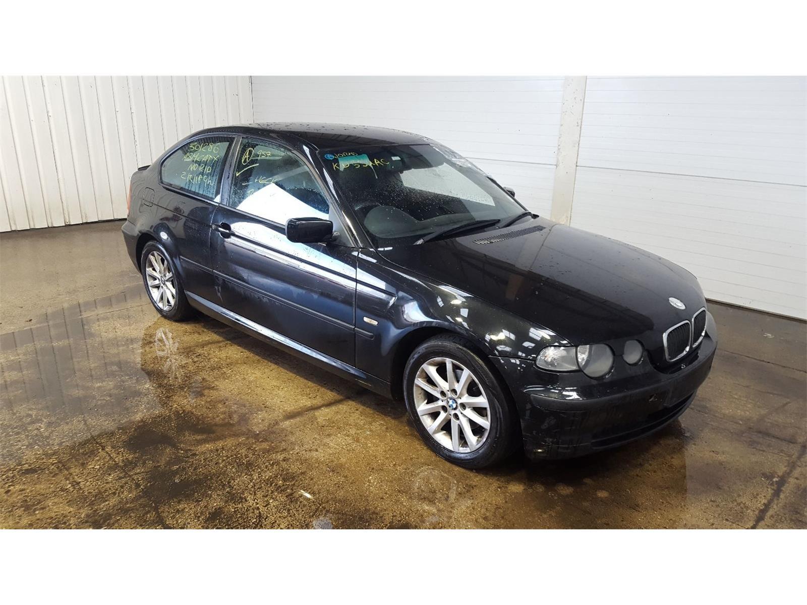 2003 BMW 3 Series Compact 2001 To 2004 316 ti ES 3 Door Hatchback ...