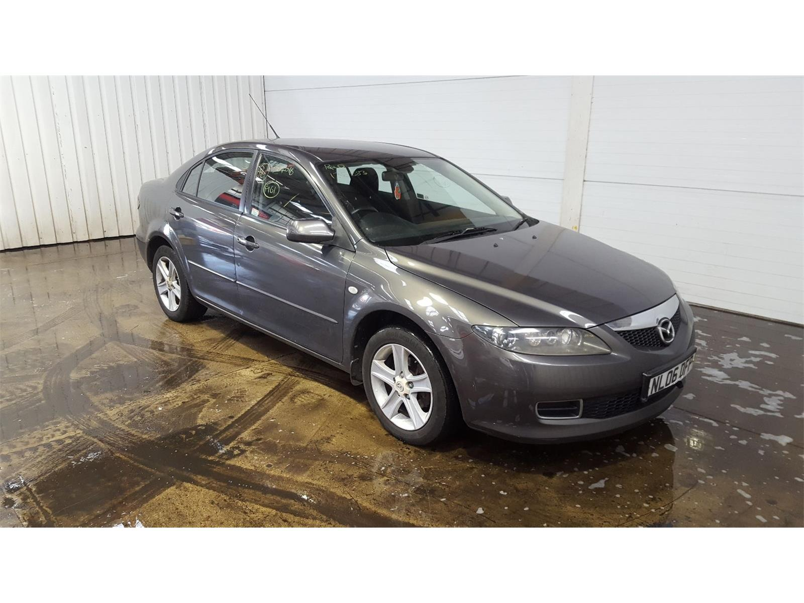 2006 MAZDA 6 TS Td 1998cc Turbo Diesel Manual 6 Speed 5 Door Hatchback [Not  Recorded]