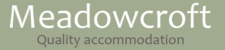 Logo of Meadowcroft Country Guest House