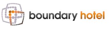Logo of The Boundary Hotel