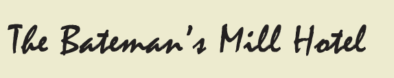 Logo of The Bateman's Mill Hotel
